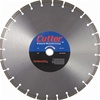 12 x .125 x 1/20mm Premium Wet Concrete Blade