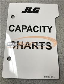JLG Boot /& Tie Strap Kit Gradall 91144448 NEW OEM