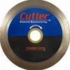 "4 x .065 x 5/8-7/8"" Premium Wet Tile Diamond Blade"
