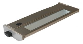 American Lighting PRIORI Series T2 Brushed Steel 043T-10-BS