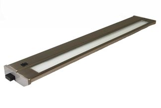 American Lighting PRIORI Series T2 Brushed Steel 043T-22-BS