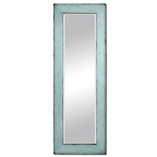 "UTTERMOST CHASITY MIRROR  26"" X 75"" 09523"