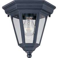 Westlake Cast 1-LT Outdoor Flush Mount