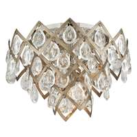 Tiara 3-LT Ceiling Semi-Flush