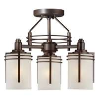 3-LT Semi Flush Mount