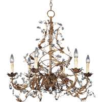 Elegante 6-LT Single-Tier Chandelier