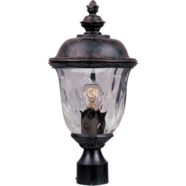 Carriage House DC 1LT Outdoor Pole/Post Lantern