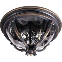 Camden 3-LT Outdoor Flush Mount