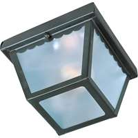 Outdoor Essentials 1-LT Outdoor Flush Mount