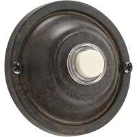 Basic Round Door Chime Button