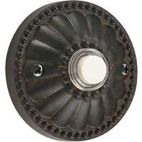 Elegant Round Door Chime Button