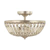 3-LT Semi-Flush Light