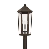 3-LT Outdoor Post Lantern