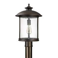 1-LT Outdoor Post Lantern