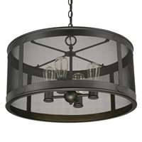 4-LT Outdoor Pendant - Damp Rated