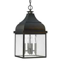 4-LT Outdoor Hanging Lantern