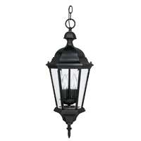 3 Lamp Outdoor Hanging Light