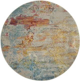 Celestial Sealife Area Rug