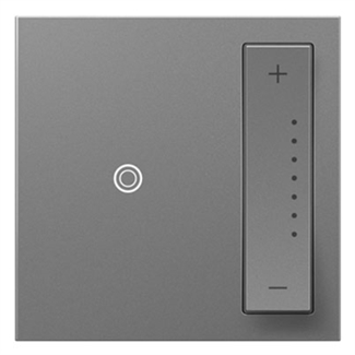 Legrand Adorne sofTap Dimmer in Magnesium Finish - ADTP703TUM4