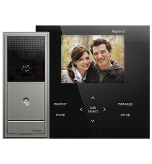 Legrand adorne® Video Intercom Kit - AI6100M1