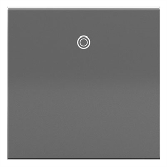 Legrand adorne Paddle Switch in Magnesium Finish - ASPD1532M4
