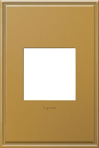 Legrand adorne Antique Bronze Switch Plate in Antique Bronze Finish - AWC1G2NB4