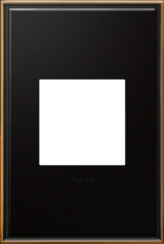 Legrand adorne Oil-rubbed Bronze Switch Plate in Oil-Rubbed Bronze Finish - AWC1G2OB4