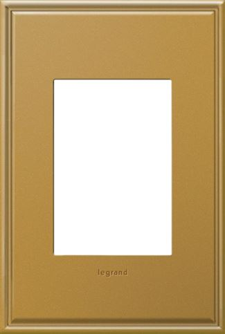 Legrand adorne Antique Bronze Switch Plate in Antique Bronze Finish - AWC1G3NB4