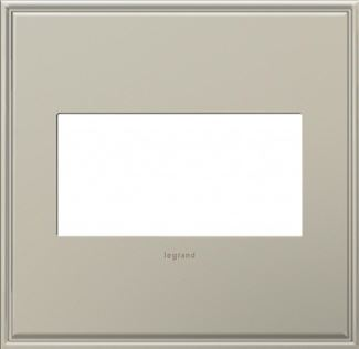 Legrand adorne Antique Nickel Switch Plate in Antique Nickel Finish - AWC2GAN4