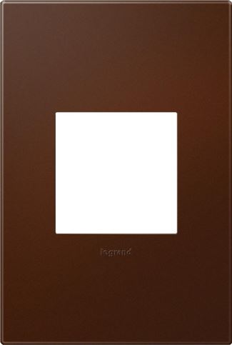 Legrand adorne Russet Switch Plate in Russet Finish - AWP1G2RS6