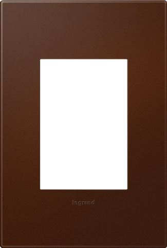 Legrand adorne Russet Switch Plate in Russet Finish - AWP1G3RS4