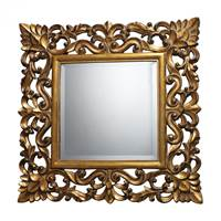 Sterling Barrets Mirror In Beaufort Gold  DM1929