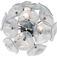 Fiori 3-LT Flush/Wall Sconce