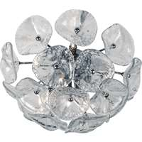 Fiori 8-LT Flush/Wall Sconce