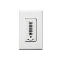 6 Speed Wall Control -White