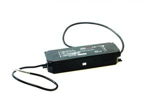 American Lighting DC Power Supplies Black LED-DR60-12