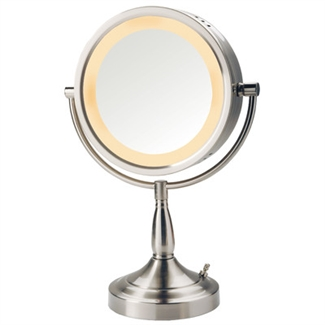 Jerdon Halo Light Vanity Mirror - LT856N