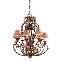 Zaragoza Collection 8-LT Chandelier