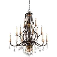 Chateau Nobles 15-LT Chandelier