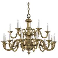Metropolitan Family Collection 18-LT Chandelier