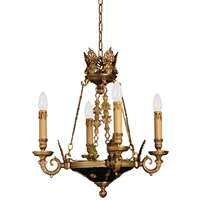 Vintage Collection 4-LT Chandelier