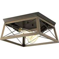 Briarwood Collection 2-LT Flush Mount