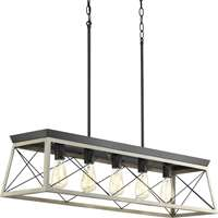 Briarwood Collection 5-LT Linear Chandelier