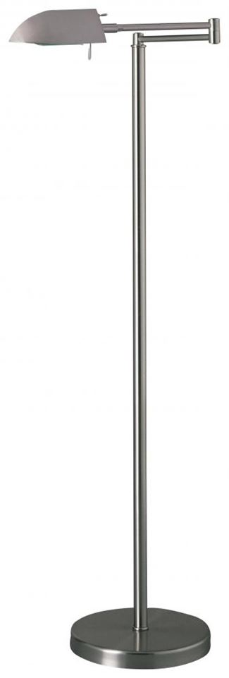 George Kovacs Wah-Hoo 1 Light Floor Lamp w/Metal - P4354-603