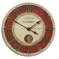 "Uttermost S.B. Chieron 23"" Wall Clock"