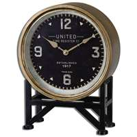 Uttermost Shyam Table Clocks