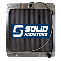 Sullair Compressor Radiator 02250109644