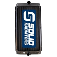 Sullair Portable Compressor Radiator 02250139760