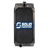 Sullair Portable Compressor Radiator 02250149985