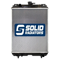 Kobelco/Case IH/New Holland Radiator 05P00021F1, PV05P00006F1